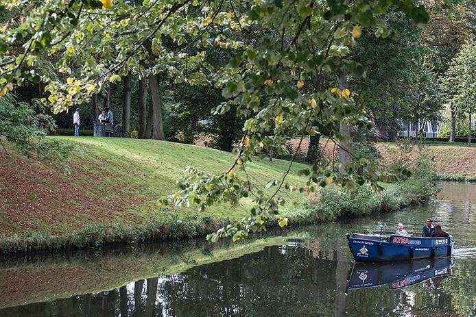 beeld uit het Valkenberg in Breda