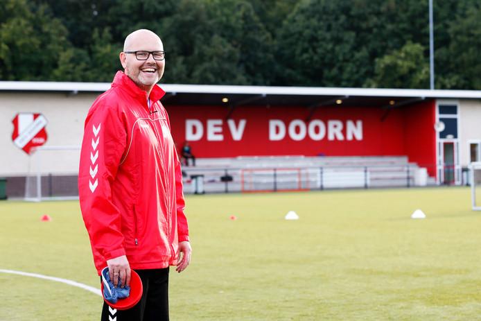Michel van Aken, wordt komend seizoen technisch manager van DEV Doorn.