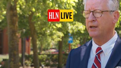 """HLN LIVE. De Crem raadt 'funshoppen' in buurlanden af: """"Ga enkel voor essentiële zaken"""""""