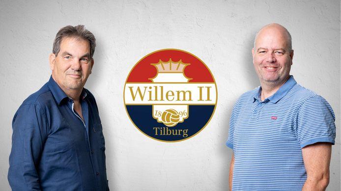 Wilber Hack en Max van der Put.