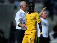Oud-NAC-speler Arnold debuteert met ruime zege als bondscoach van Australië