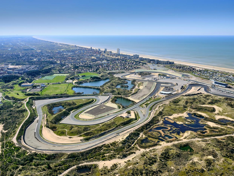 Door de coronacrisis is de Grand Prix op het gerenoveerde Circuit Zandvoort uitgesteld.