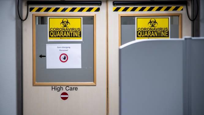Coronacijfers Aalsterse ziekenhuizen: 107 coronapatiënten, opnieuw 3 doden