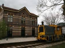 Station Groenlo in 'Binnenstebuiten'