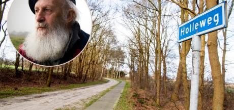 Politiek pleit ook voor straatnaamverandering in Oudleusen: van Holleweg naar Zandsteeg