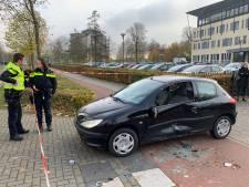 Ernstig ongeluk op fietspad in Den Bosch: bestuurder snorscooter zwaargewond