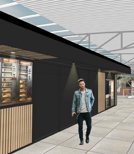 Smullers en andere zaken in passerelle op de schop: station Den Bosch krijgt 'frisser' uiterlijk