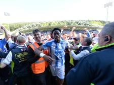 Kongolo tekent voor vier jaar bij Huddersfield Town