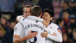 Spurs-Belgen overwinteren in de Champions League na laat gelijkspel tegen Vermaelen en Barcelona