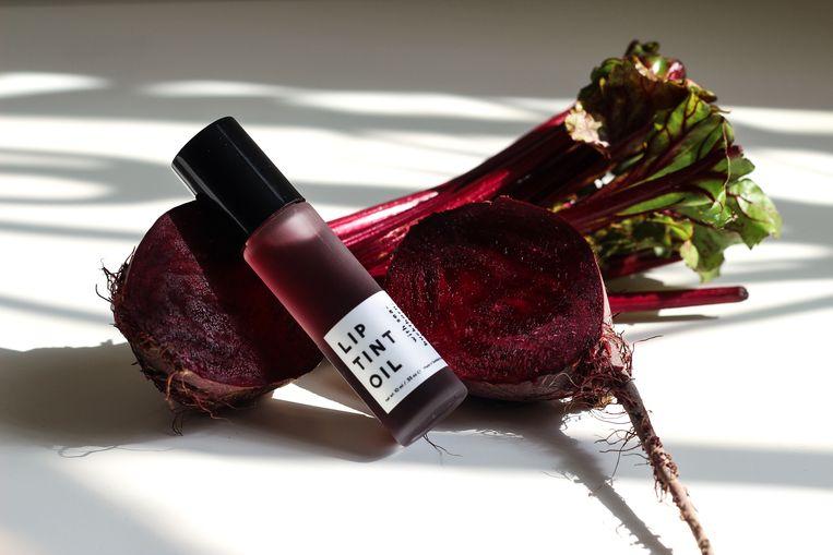 Aster & Bay lip tint oil Beeld