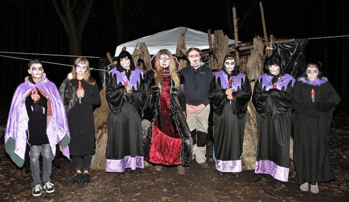 Het commerciële feest Halloween wordt steeds populairder.