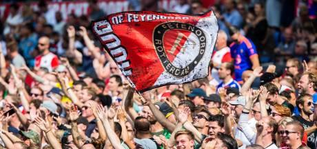 Feyenoord: spandoek met 'I love De Kuip' toegestaan