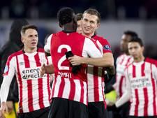 PSV heeft nog twee thuiszeges nodig om clubrecord in eredivisie te evenaren