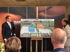 DAF investeert 200 miljoen in deze nieuwe fabriek in België