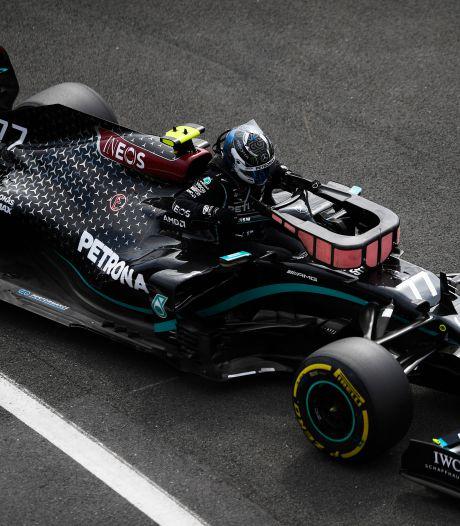 Bottas kan tijdens Formule 1-verjaardag gaan jagen op evenaring stokoud polerecord