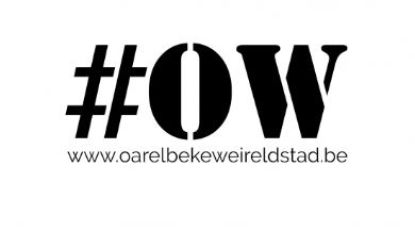 Ontwerp jij het logo voor de stadsmarketingcampagne 'Oarelbeke Weireldstad'?