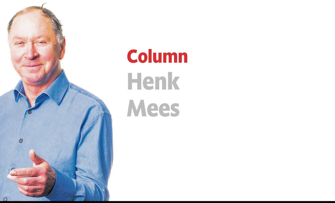 Henk Mees.