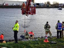 Man (51) die vrouw probeerde te redden uit rivier ook overleden