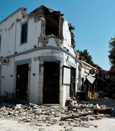Teruglezen: Nederlander gewond bij aardbeving op Kos