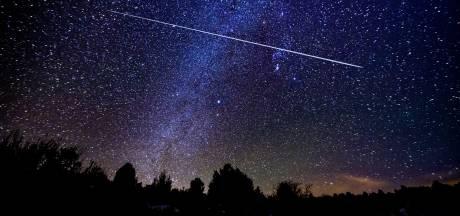 Une intense pluie d'étoiles filantes prévue vendredi à l'aube