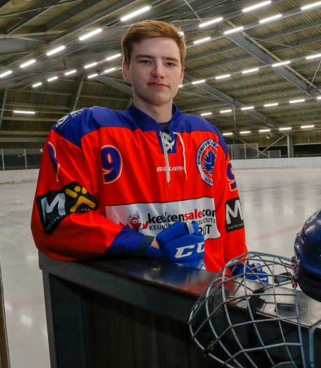 Kemphaan Olaf Schöningh profiteert van Canadese 'hockey-sense'