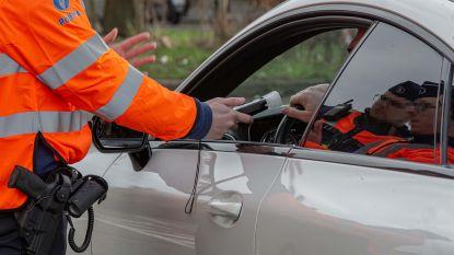 Politie trekt vier rijbewijzen in tijdens WODCA-actie