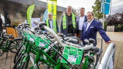 De Panne, Koksijde en Veurne springen samen op de deelfiets