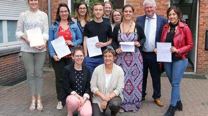 Eerste diploma's AAV uitgereikt
