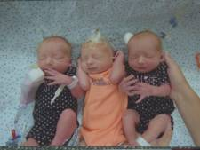Amerikaanse met 'nierstenen' blijkt zwanger van drieling
