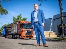 Voorzitter Ondernermersvereniging Hoeksche Waard Steven Corijn neemt na 10 jaar afscheid