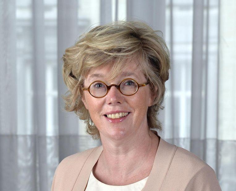 Burgemeester Veerle Heeren (CD&V)