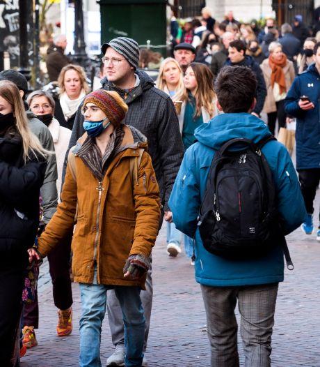 Drukte in Utrechtse binnenstad leidt korte tijd tot code 'oranje', maar is verder goed te doen volgens de gemeente