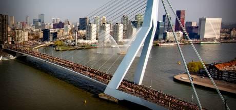 LIVE VIDEO | Marathon van Rotterdam gaat niet door, kijk hier hoe het nu op het parkoers is