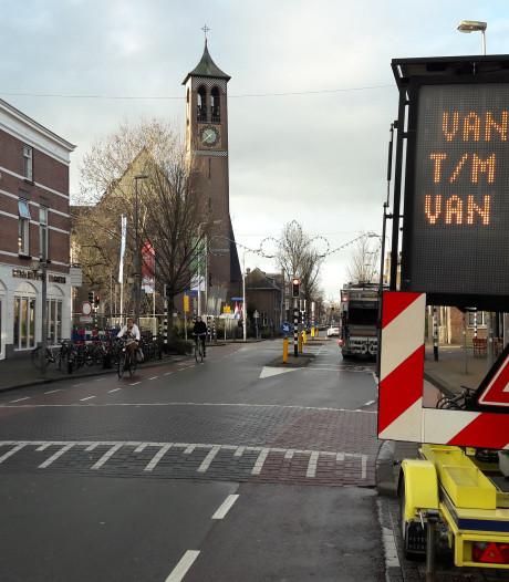 Ondernemers boos over werkzaamheden: Kanaalstraat afgesloten tijdens kerstdrukte