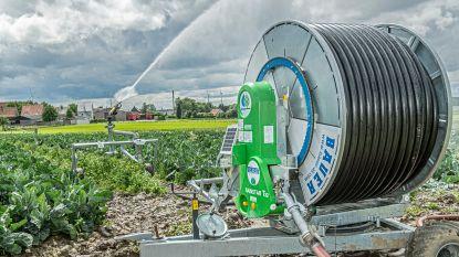 Aquafin stelt gezuiverd afvalwater ter beschikking van landbouwers