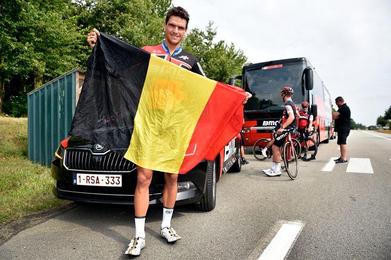 Mag Greg Van Avermaet in 2021 een WK in eigen land rijden? De kans is weer wat groter.