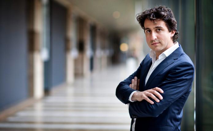 Jesse Klaver, politiek leider van GroenLinks.