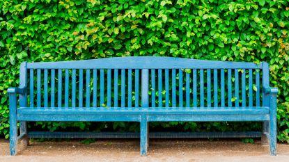 Benieuwd naar de gesprekken van anderen op het bankje waar je zit? Scan de QR-code