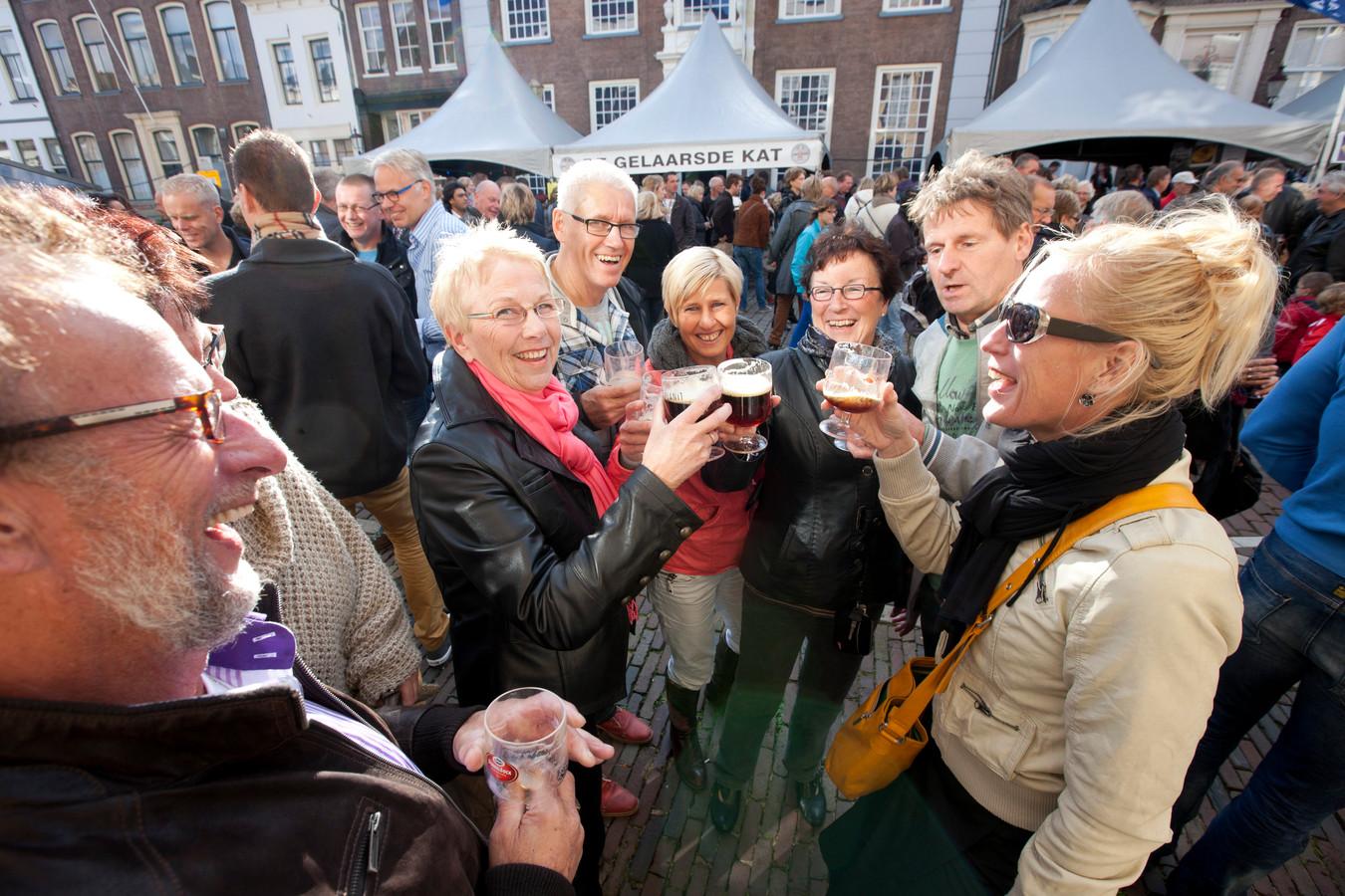 Bokbierdag in Zutphen