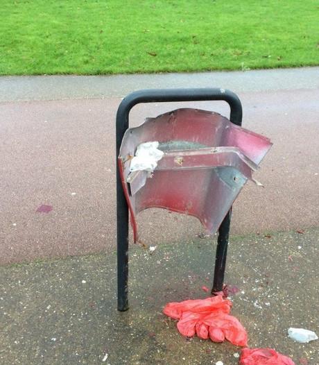 Minder schade bij jaarwisseling in Heusden, Waalwijk iets duurder uit