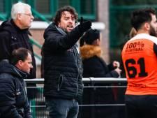 Jurriaan van Poelje traint stevig door met Baronie: 'Iedere liefhebber wil toch voetballen?'