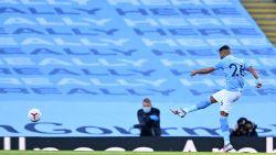 LIVE. Mahrez trapt Man City met geweldige knal op voorsprong tegen Leicester met drie Belgen in basis