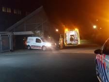 Verkeerde afslag, automobilist gewond in Meppel