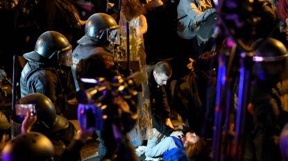 LIVE. Woedende Catalanen opnieuw slaags met politie, agenten schieten met rubberkogels