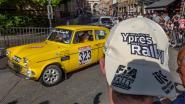 """Ypres Historic Rally maakt geen deel meer uit van Europees kampioenschap: """"Maar de oldtimers zullen nog prominenter in beeld komen in het centrum"""""""
