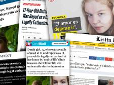 Familie Noa (17) vraagt buitenlandse pers om rust: 'Please respect our privacy'