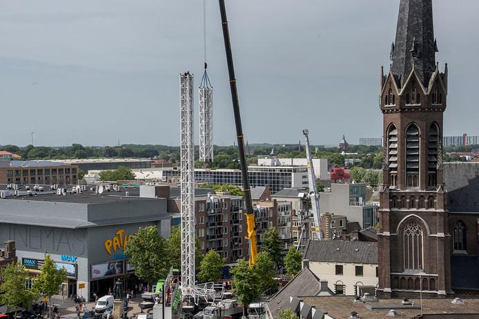 Opbouw van de ViewTower