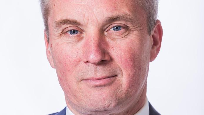 Eric van der Burg, VVD-wethouder in Amsterdam