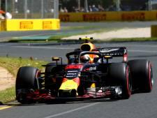 Prima eerste werkdag voor Verstappen in Melbourne: 'Vandaag was goed'