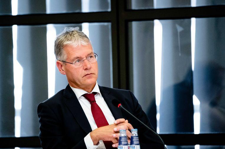 Minister Arie Slob voor Basis- en Voortgezet Onderwijs. Beeld ANP/Bart Maat